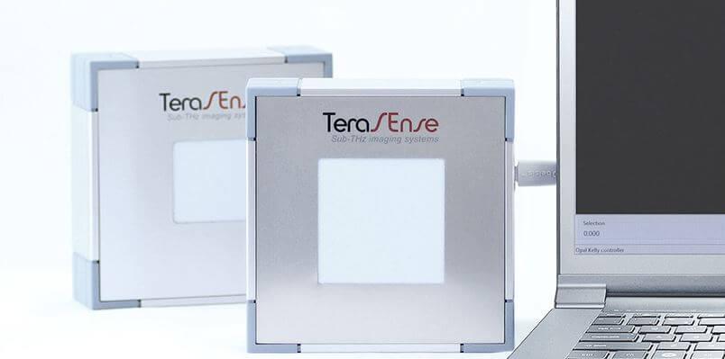 Einst Singapore Terasense Terahertz Imaging Cameras