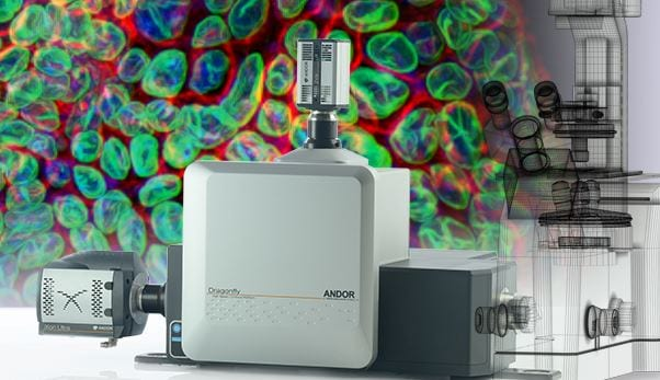 Andor - High Speed Confocal Microscope System
