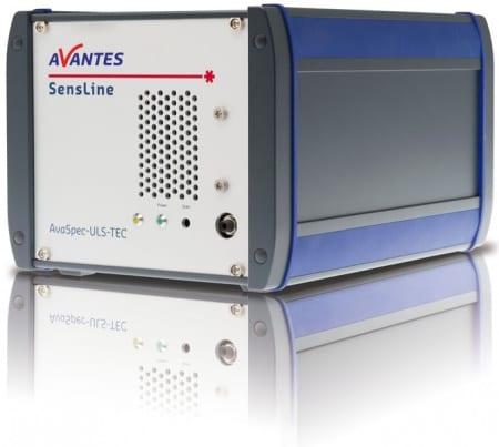 Avantes SenseLine : AvaSpec-ULS2048LTEC Fiber Optic Spectrometers
