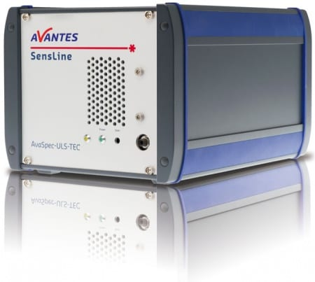 Avantes SenseLine : AvaSpec-ULS3648TEC Fiber Optic Spectrometers