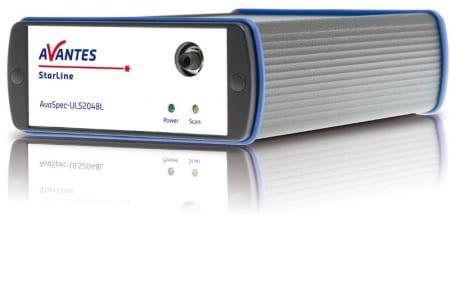Avantes StarLine : AvaSpec-ULS2048L Versatile Fiber-optic Spectrometer