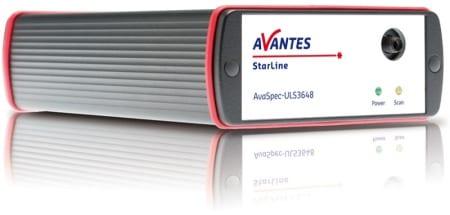 Avantes StarLine : AvaSpec-ULS3648 High-Resolution Spectrometer