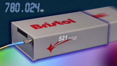 Bristol Instruments 521 Series Laser Wavelength Meter