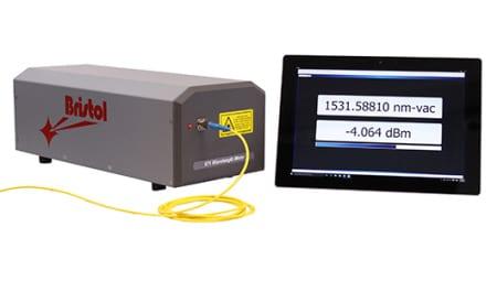 Bristol Instruments 671 Series Laser Wavelength Meter