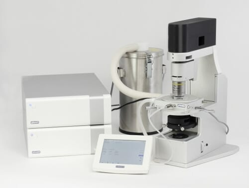 LINKAM (-196°C to 600°C) DSC600 Optical DSC System