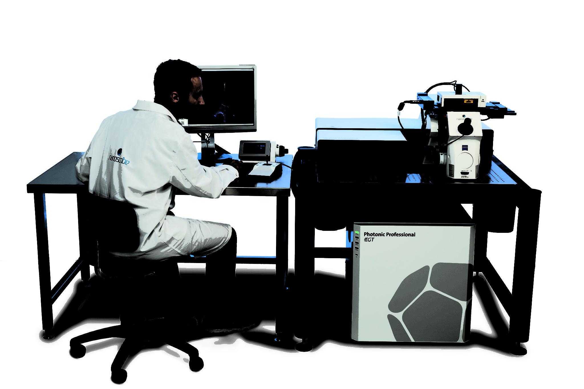 Nanoscribe – 3D Laser Lithography System