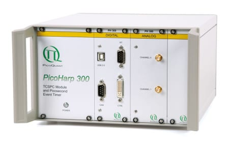 PicoQuant Photon Counting and Timing – TCSPC Module  PicoHarp 300