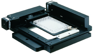 XY Microscope Stages for Inverted Microscopes – OptiScan ES107