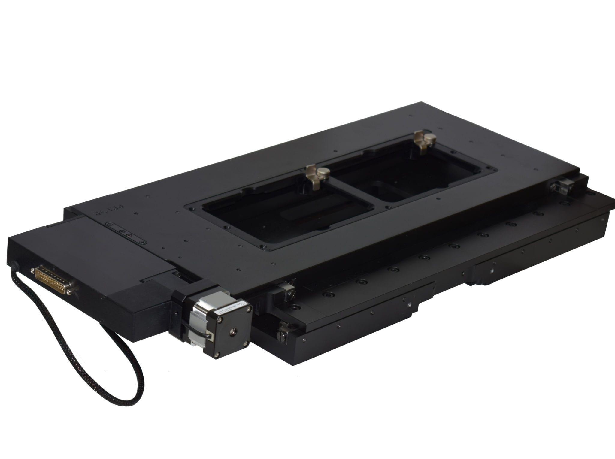 XY Microscope Stages for Inverted Microscopes – H139 Multi-Well Plate Motorised Stage