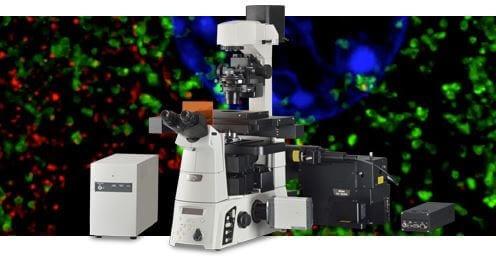 Super-Resolution Microscope N-SIM E