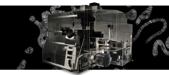 Super-Resolution Microscope N-SIM