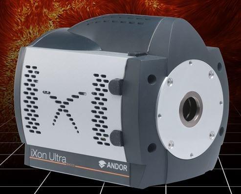 Andor Ixon Ultra 888 EMCCD Camera Exclusively for Fluorescence Microscopy