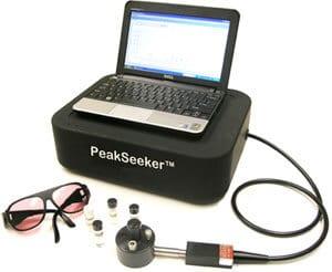 Agiltron – Desktop L-PeakSeeker Raman Spectrometer