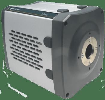 Andor Neo 5.5 sCMOS Cameras