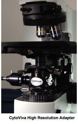 cytoviva high resolution adaptor
