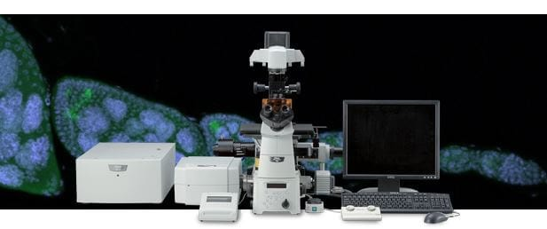 Confocal Laser Microscope System A1+
