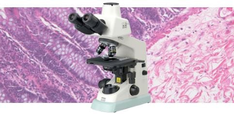 Student Microscope Eclipse E100-LED