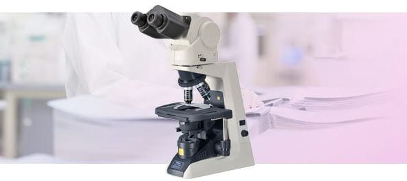 Educational Microscope Eclipse E200-LED