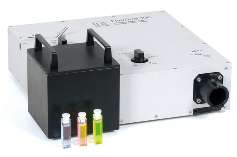 PicoQuant Fluorescence Spectrometers – FluoTime 100