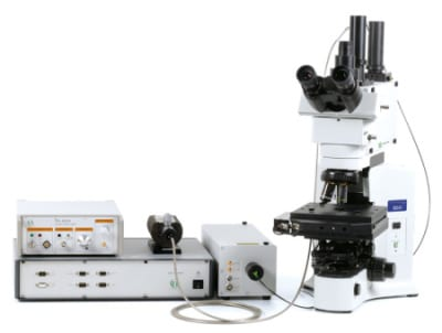 PicoQuant Upright Time-resovled Fluorescence Microscope – MT100