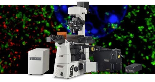 Super-Resolution Microscope N-SIM E