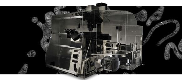 Super-Resolution Microscope N-SIM