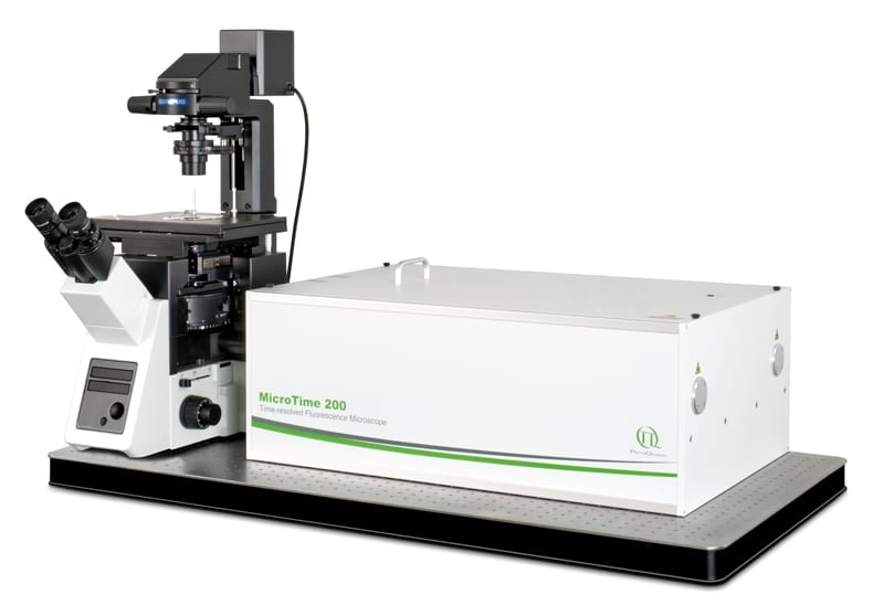 PicoQuant Time-resovled Confocal Fluorescence Microscope – MT200