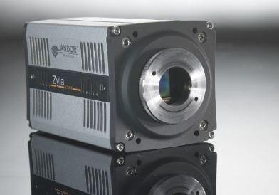 Andor Zyla 5.5 sCMOS Camera