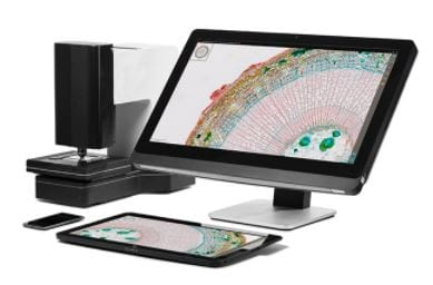 Digital Microscope and Scanner M8