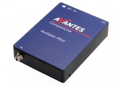 New Generation AvaSpec-Mini Spectrometer (CL): CMOS Inside