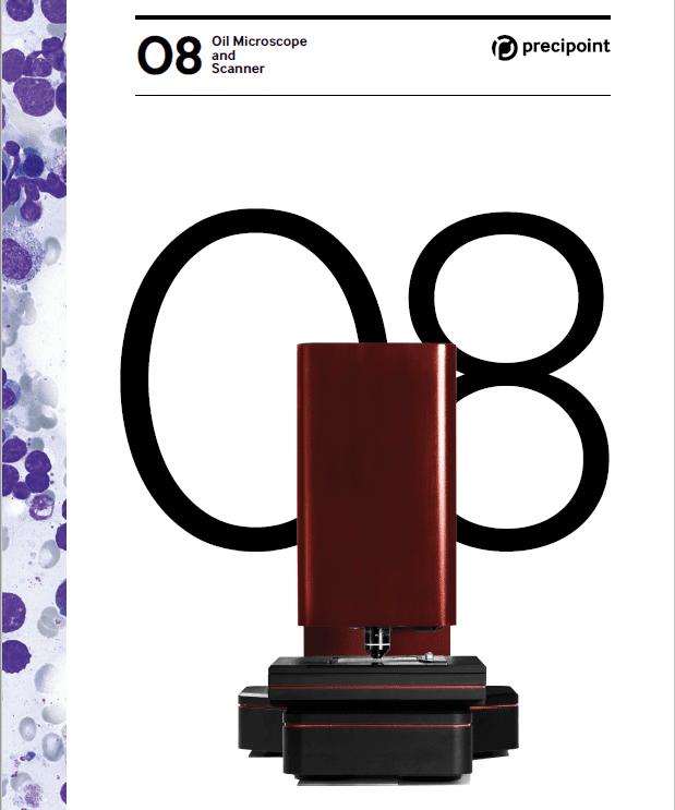 New Product: Precipoint O8 (Oil immersion digital microscopy)