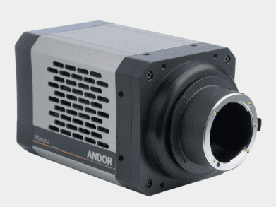 Andor Manara Ultimate Sensitivity Back-illuminated sCMOS Camera