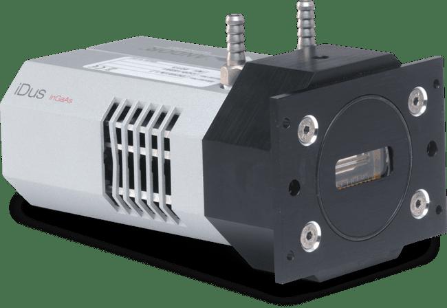 Andor iDus 2.2µm InGaAs Spectroscopy Cameras