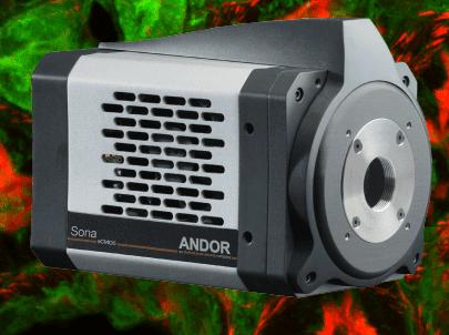 Andor Sona sCMOS Camera
