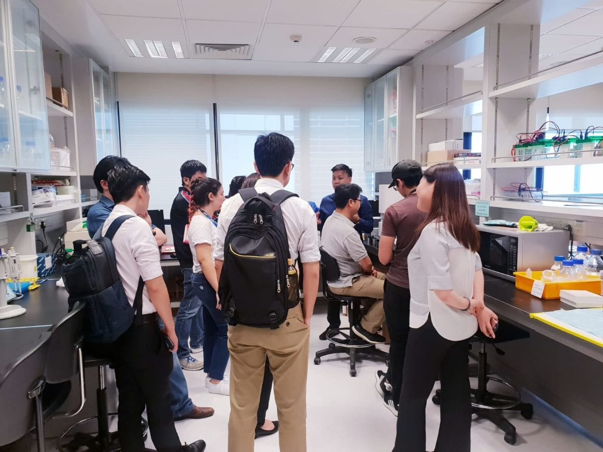 We have a Tomocube system at NUS for you to try out!