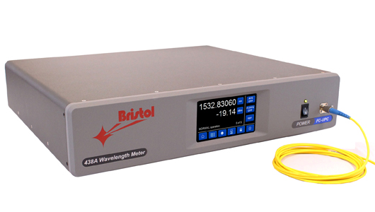 Bristol Instruments 438 Series Multi-Wavelength Meter