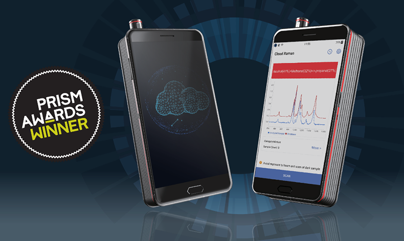 CLOUDMINDS – Smart Handheld Raman