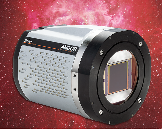 New Product: Andor Launches Balor Camera for Astronomy