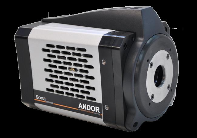New Product: Andor Sona 4.2B-6 sCMOS