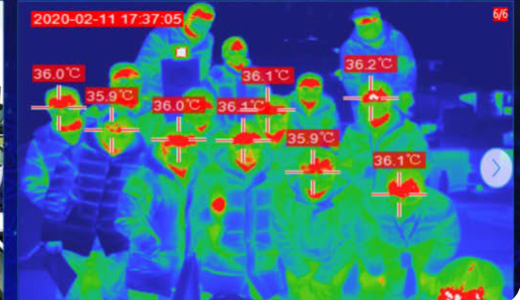 Cloudmind - Thermal Monitoring Device