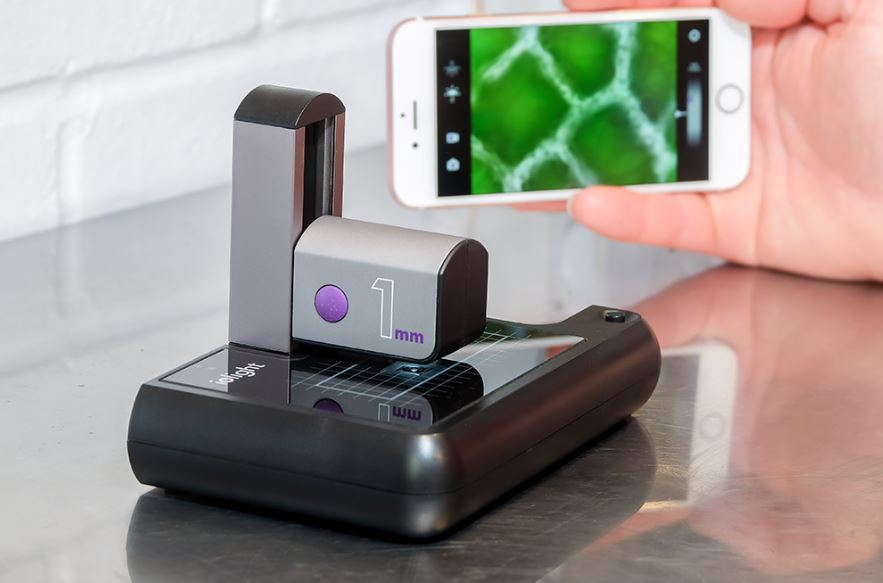 ioLight - Portable Microscope