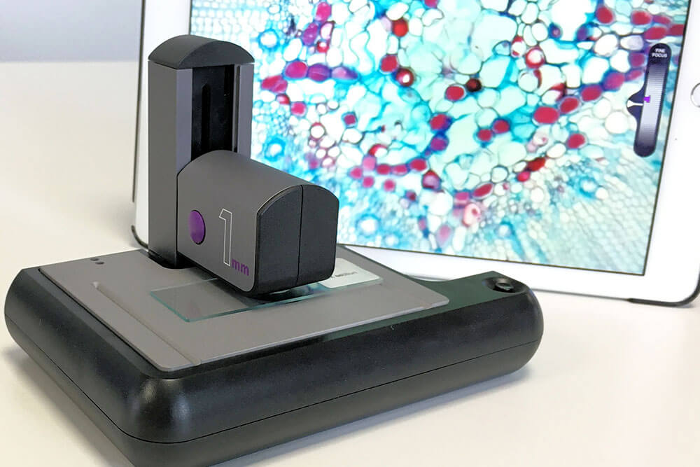 ioLight – 1mm Microscope and XY Stage