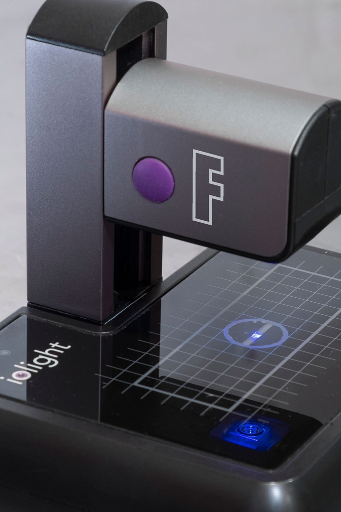 ioLight – Fluorescence Microscope