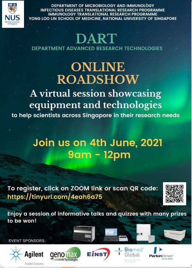 DART Online Roadshow 2021