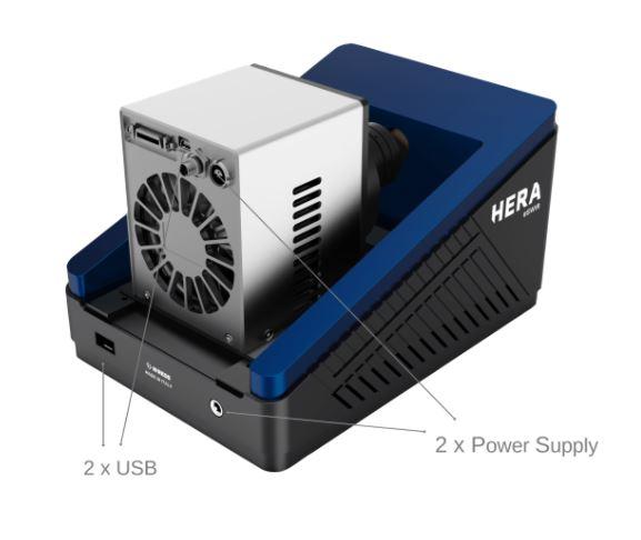 NIREOS – HERA Extended SWIR (900-2300 nm) Hyperspectral Camera